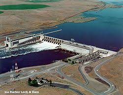 Image result for ice harbor dam